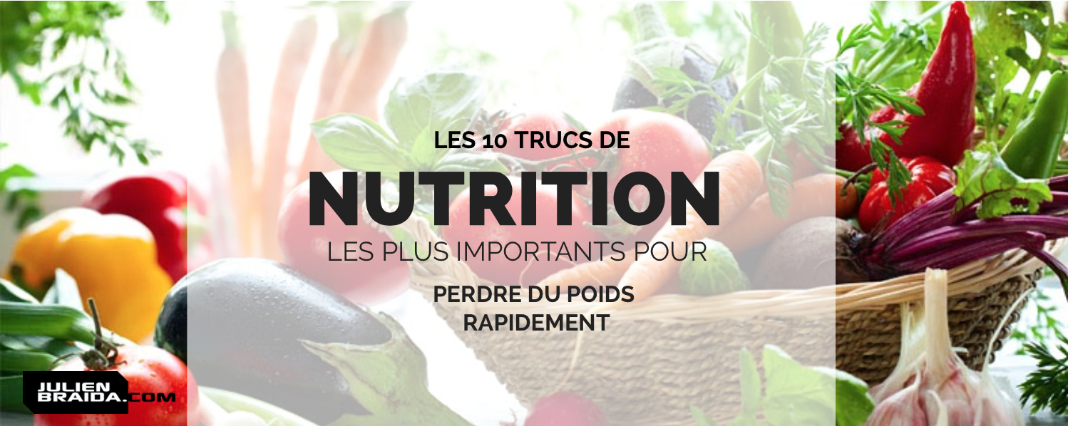 les 10 trucs de nutrition les plus importants pour perdre du poids rapidement photo article. Black Bedroom Furniture Sets. Home Design Ideas