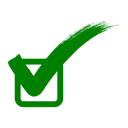 green-check-mark-png. - julenbraida.com