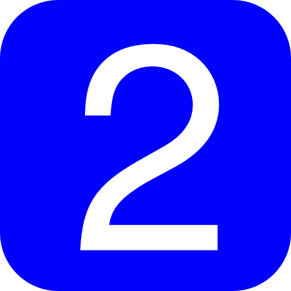 square with number 2 hi vous êtes ici accueil blue rounded square ...
